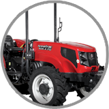 ArmaTrac tractors imported by orchard agrimek